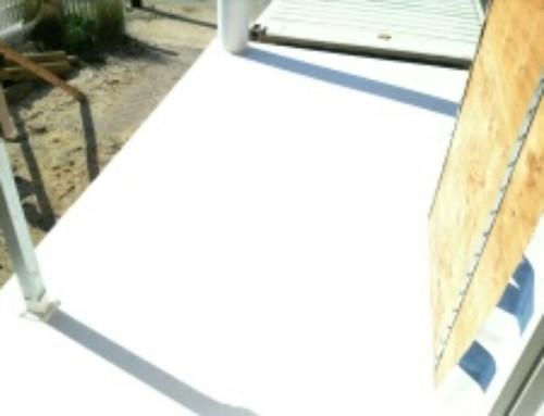 Fiberglass Installation 23